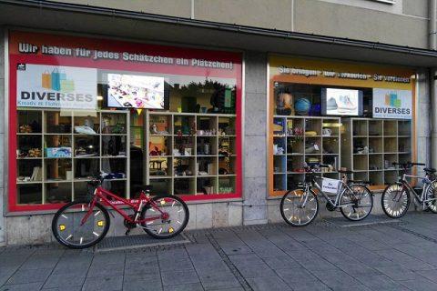 Diverses Flohmarktladen Augsburg